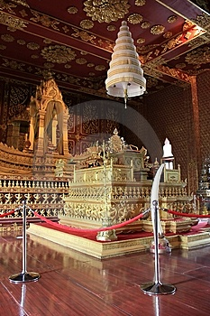 Imitation Throne Hall Royalty Free Stock Photos - Image: 14547008