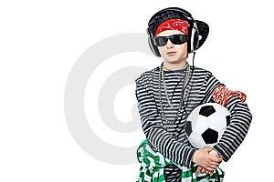 Football Fun Stock Photos - Image: 14550793