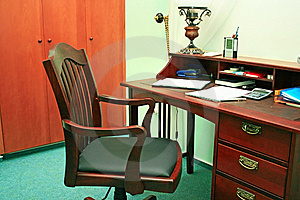Office Furniture Stock Photo - Image: 14555030