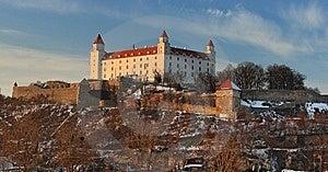 Bratislava Castle - Detail Stock Photos - Image: 14555433