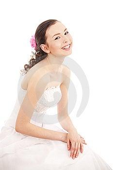 Laughing Bride Stock Photos - Image: 14555863