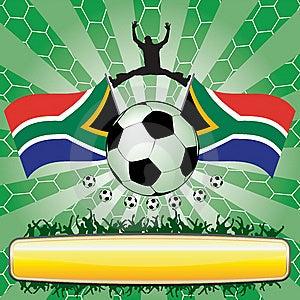 Football Victory Royalty Free Stock Photos - Image: 14558138
