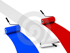 Colors Of France Royalty Free Stock Image - Image: 14558626