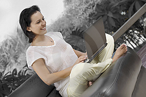 Laptop Royalty Free Stock Photos - Image: 14560418
