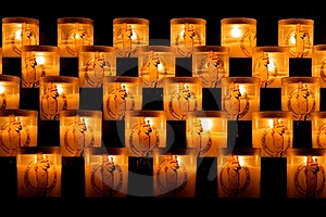 Candlelight Royalty Free Stock Images - Image: 14560959