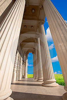 Classic Building Stock Image - Image: 14561321