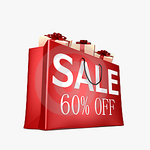 60% OFF Shopping Bag Stock Photography - Image: 14561372