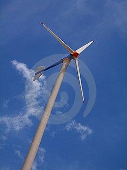 Wind Turbine Stock Photography - Image: 14561882