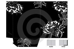 Template For Folder Design Royalty Free Stock Image - Image: 14563796