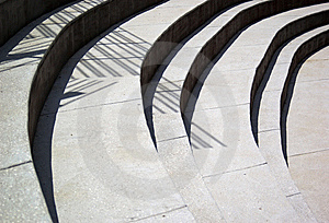 Step With Their Shadows Stock Photography - Image: 14566482