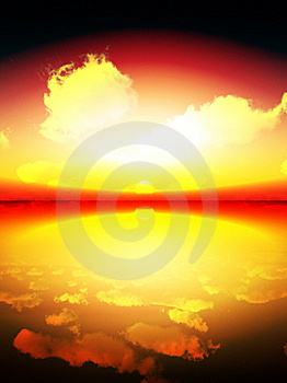 Sky Scene Royalty Free Stock Photo - Image: 14567335