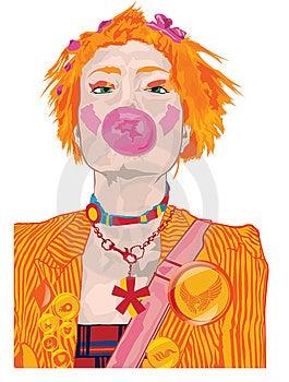 Female Model Royalty Free Stock Image - Image: 14567876