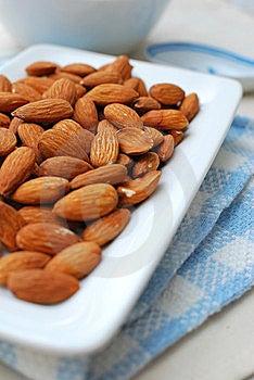 Almond As Food Ingredient Royalty Free Stock Image - Image: 14569636