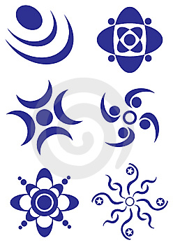 Logo Elements Stock Photo - Image: 14571070