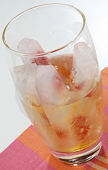 Cold Ice Tea Drink Stock Photography - Image: 14576622