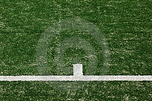 Tennis Court Markings Stock Photography - Image: 14577512