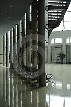 Interior Colonnades Royalty Free Stock Photo - Image: 14577765