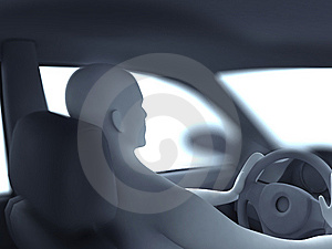Driver2 Royalty Free Stock Photography - Image: 14578347