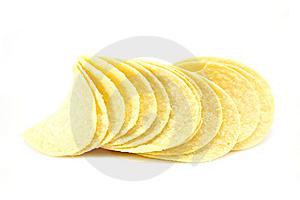 Potato Chips Stock Images - Image: 14578424