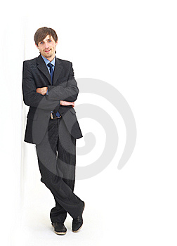 Portrait Of A Handsome Young Stock Photo - Image: 14578530