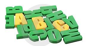 Abccollection Stock Photos - Image: 14580593