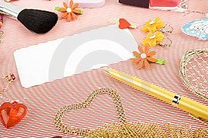 Background For Female Holidays Stock Images - Image: 14582344