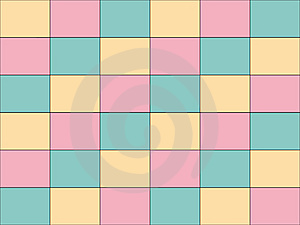 Checkered Background Stock Photo - Image: 14582940