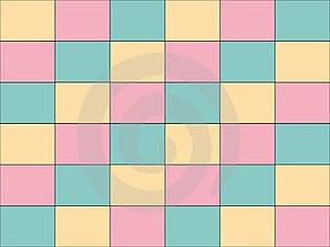 Checkered Background Stock Photo - Image: 14582940