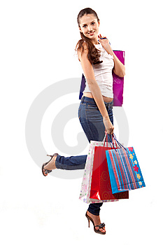 Woman Customer Stock Images - Image: 14583064