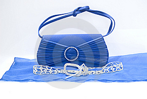 The Clutch Bag Royalty Free Stock Image - Image: 14586846