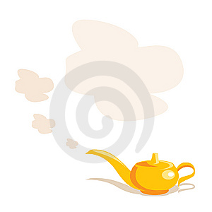 Magic Lamp Royalty Free Stock Photo - Image: 14589625