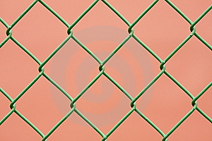 Green Fence Stock Photography - Image: 14595182