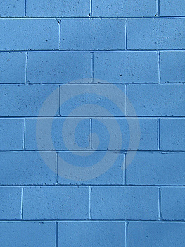 Blue Wall Royalty Free Stock Images - Image: 14595329