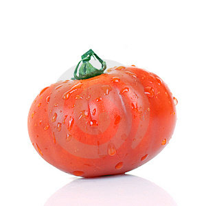 Red Tomato Royalty Free Stock Photo - Image: 14596335