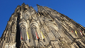 Cathedral Of Cologne Stock Photo - Image: 14597310
