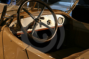 Vintage Convertible Stock Images - Image: 1465724