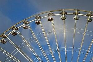 Close Up Of The Big Wheel At The Local Fair Stock Photos - Image: 1468233