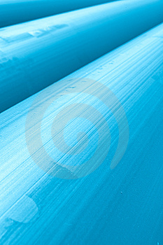 Blue Pipeline Stock Photos - Image: 14600683