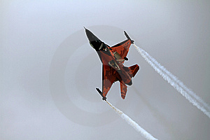 F-16 Airshow Stock Photo - Image: 14601790