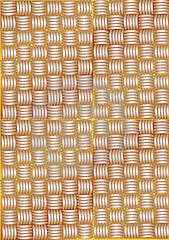 Weave Rattan Texture Stock Images - Image: 14603164