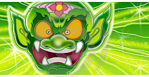 Thai Kindhearted Demon Cartoon Stock Photos - Image: 14603203