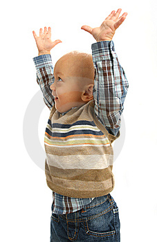 Little Naughty Boy Stock Images - Image: 14604124
