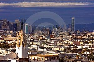 San Francisco Cityscape Stock Images - Image: 14606004