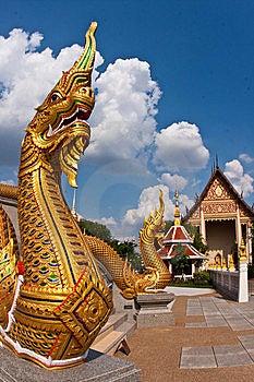 Thai Temple Stock Photo - Image: 14607810