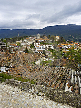 Ohrid City Stock Images - Image: 14609304