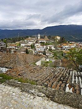 Ohrid City Stock Images - Image: 14609304