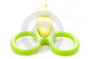 Scissors Isolated Stock Photography - Image: 14625172