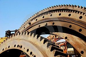 Gear Wheel Royalty Free Stock Photos - Image: 14626548