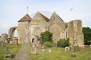 Winchelsea Church Stock Photo - Image: 14626700