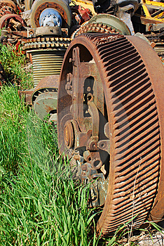 Gear Wheel Stock Images - Image: 14627014